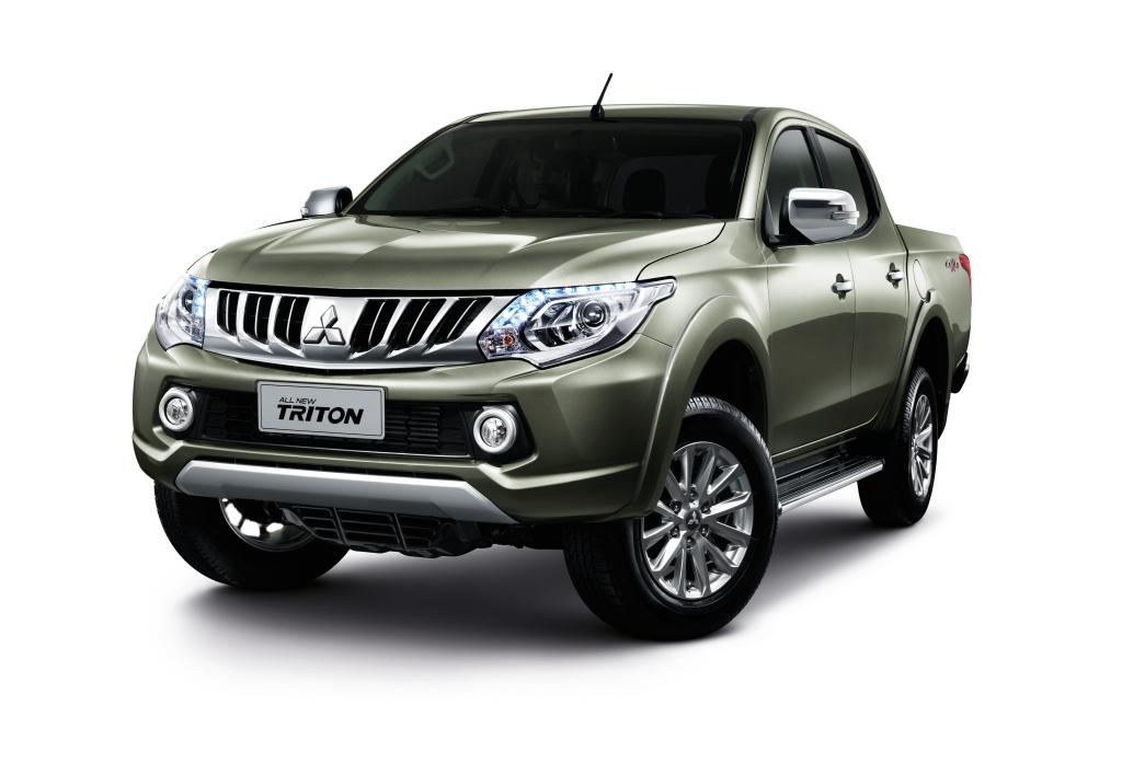 Nové Mitsubishi Triton v prodeji, nejprve v Thajsku