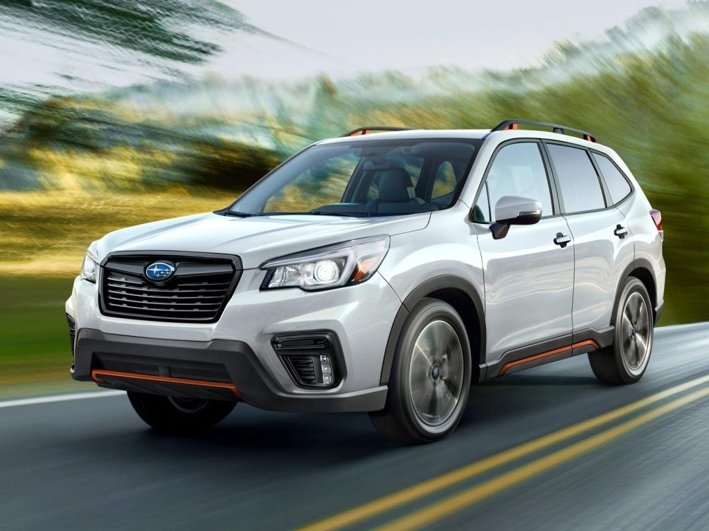 Nové Subaru Forester přiváží více místa a větší kufr