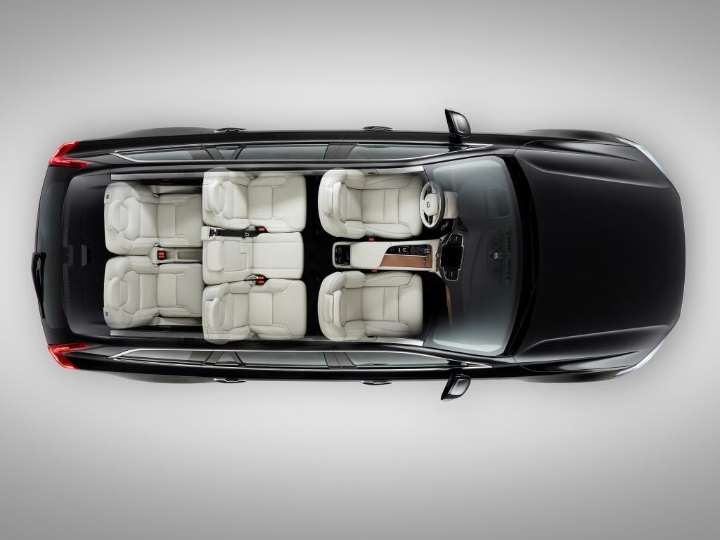 Nové Volvo XC90 dostane vícečetný kabinový filtr