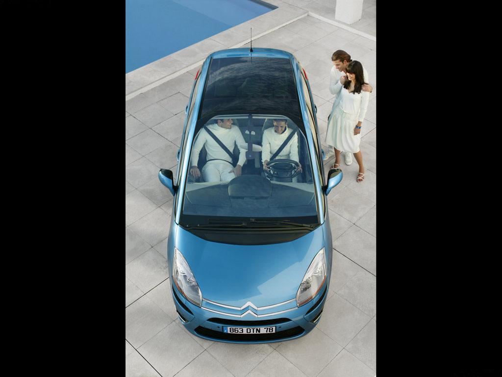 Novoroční akce u Citroënu