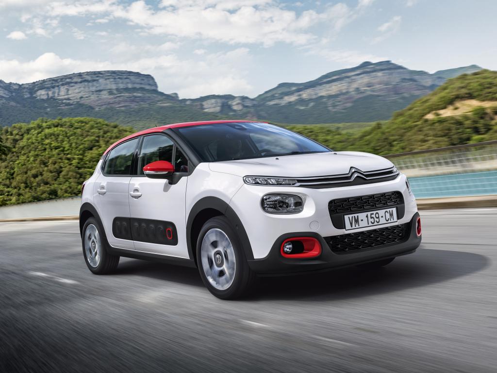 Nový Citroën C3 je zmenšeným Cactusem