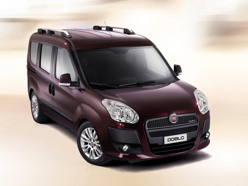 Nový Fiat Doblò: Povědomé tvary na nové platformě.