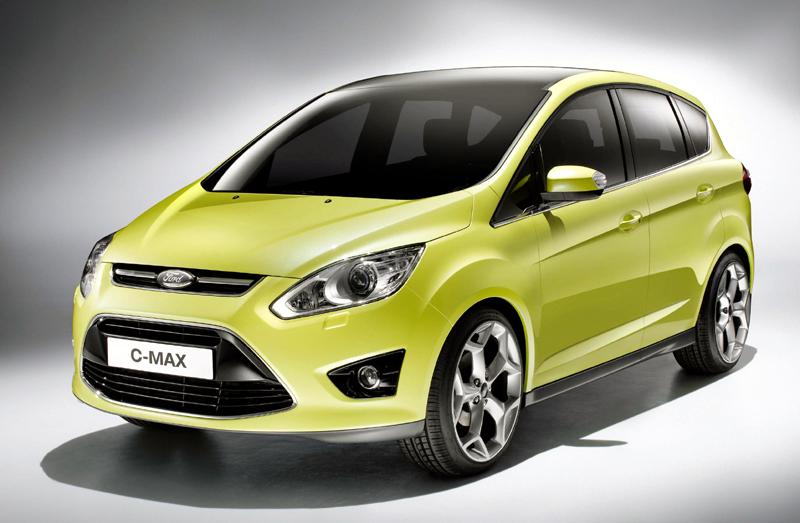 Nový Ford C-MAX