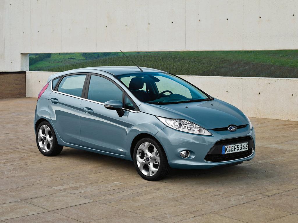 Nový Ford Fiesta: 500 000 prodaných vozů!