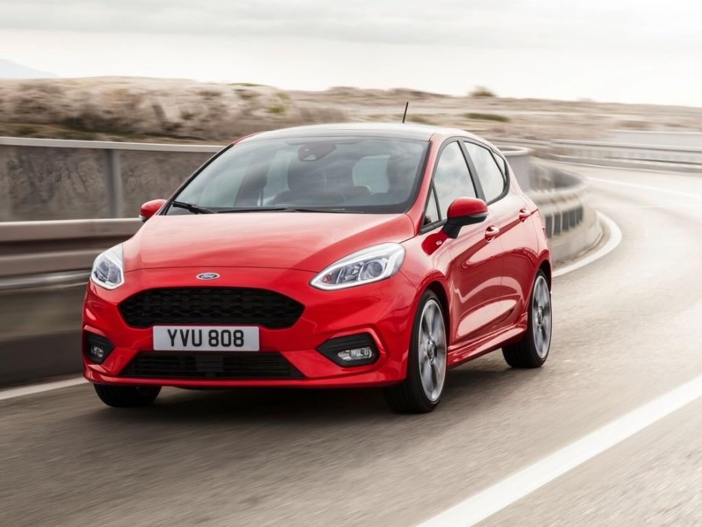 Nový Ford Fiesta je dražší než Fabia, příplatková výbava ale není drahá
