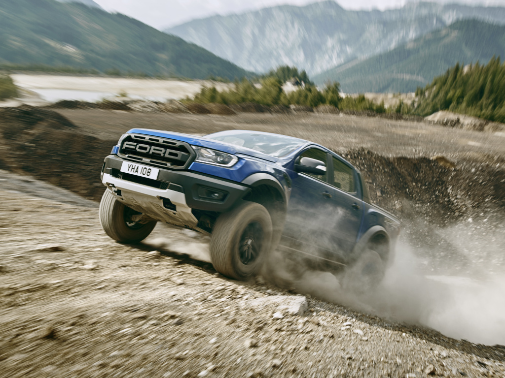Nový Ford Ranger Raptor je nekompromisní pick-up