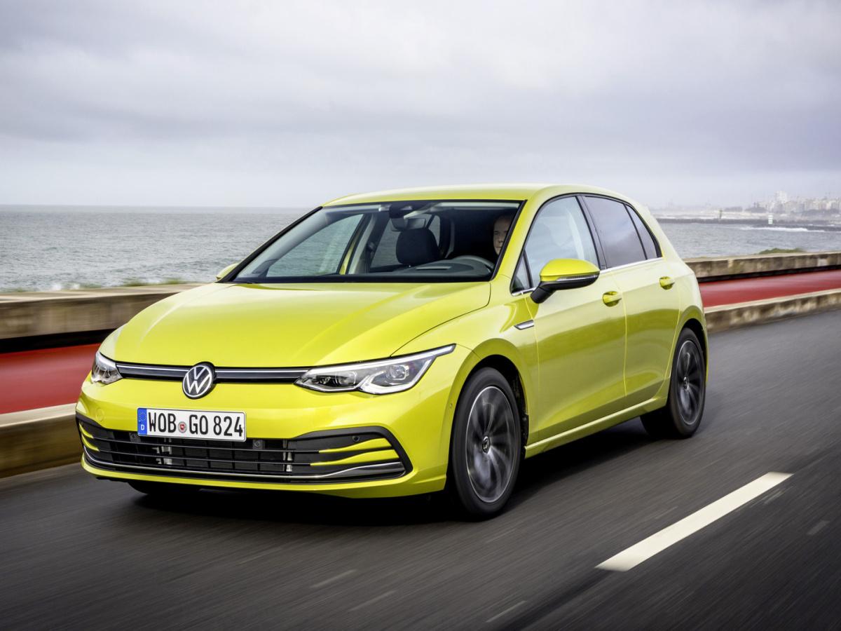 Nový Golf 8 lze již objednávat, ceny začínají od 479 900 Kč