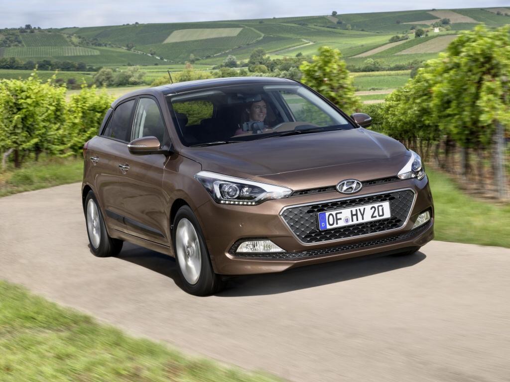 Nový Hyundai i20 startuje na 239 990 Kč