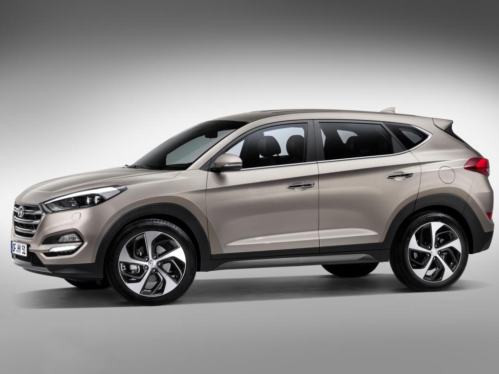 Hyundai ix35 končí, nástupce se vrací k jménu Tucson