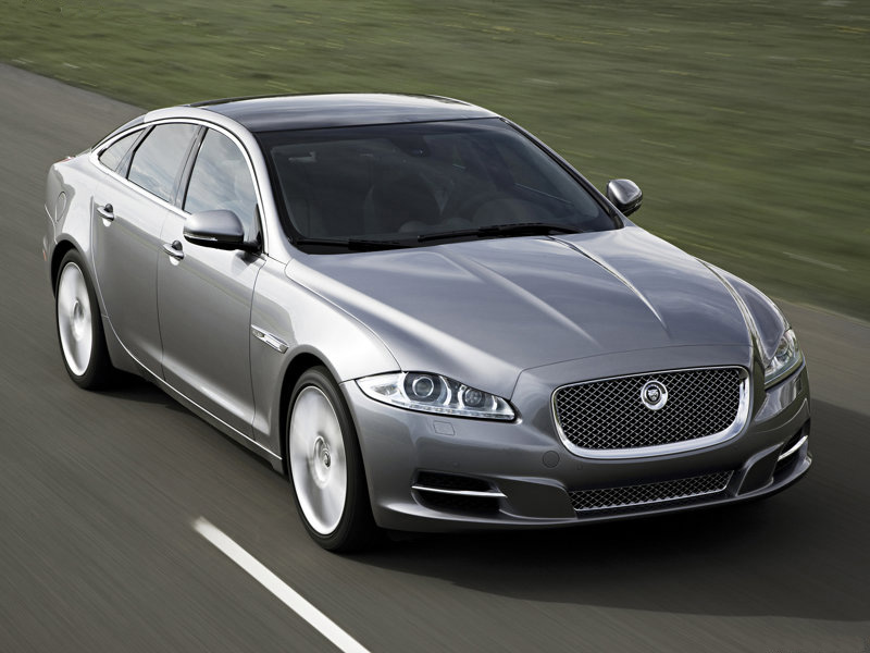 Nový Jaguar XJ: Šokující změna