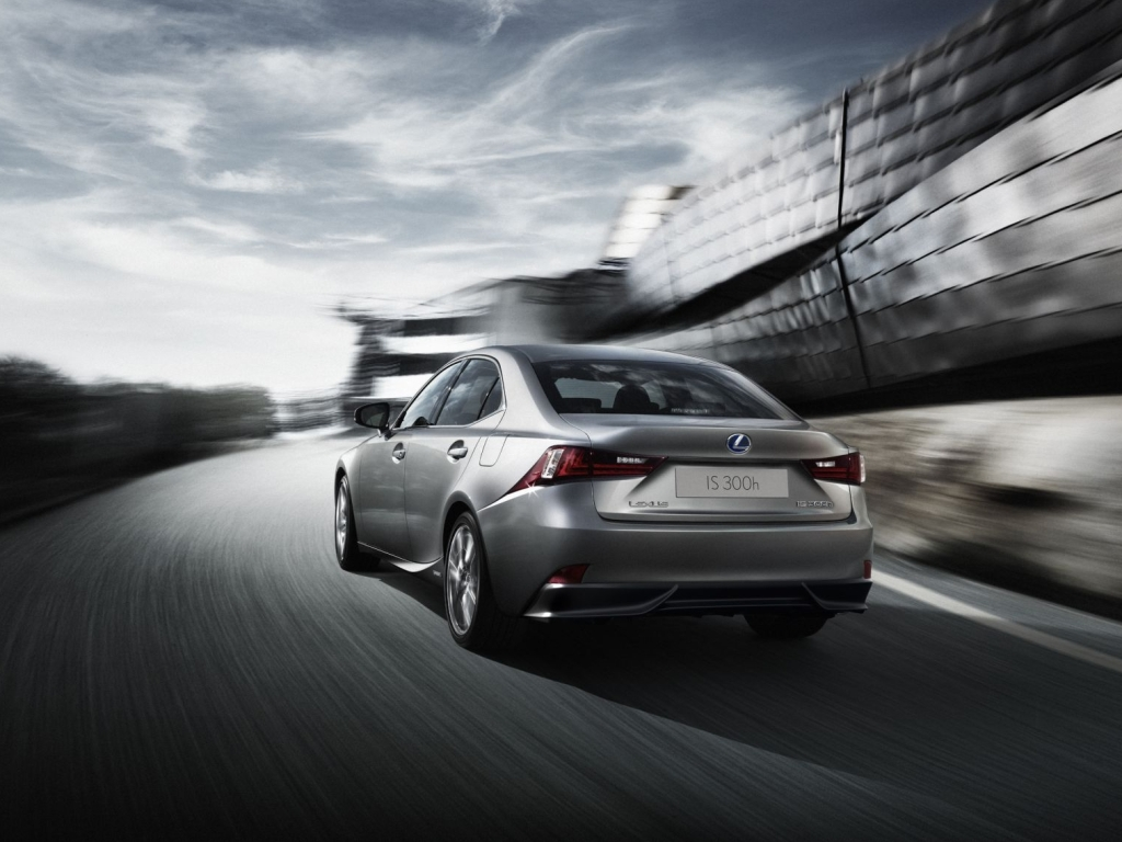 Фото экстерьера Lexus IS new (…