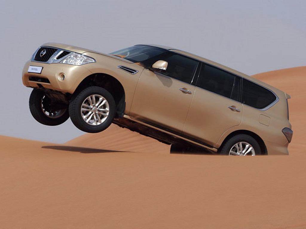 Nový Nissan Patrol (Y62): Všechno je jinak