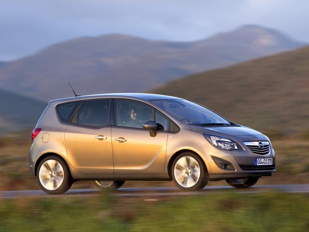 """Nový Opel Meriva: už přes 30 tisíc objednávek """"naslepo""""!"""