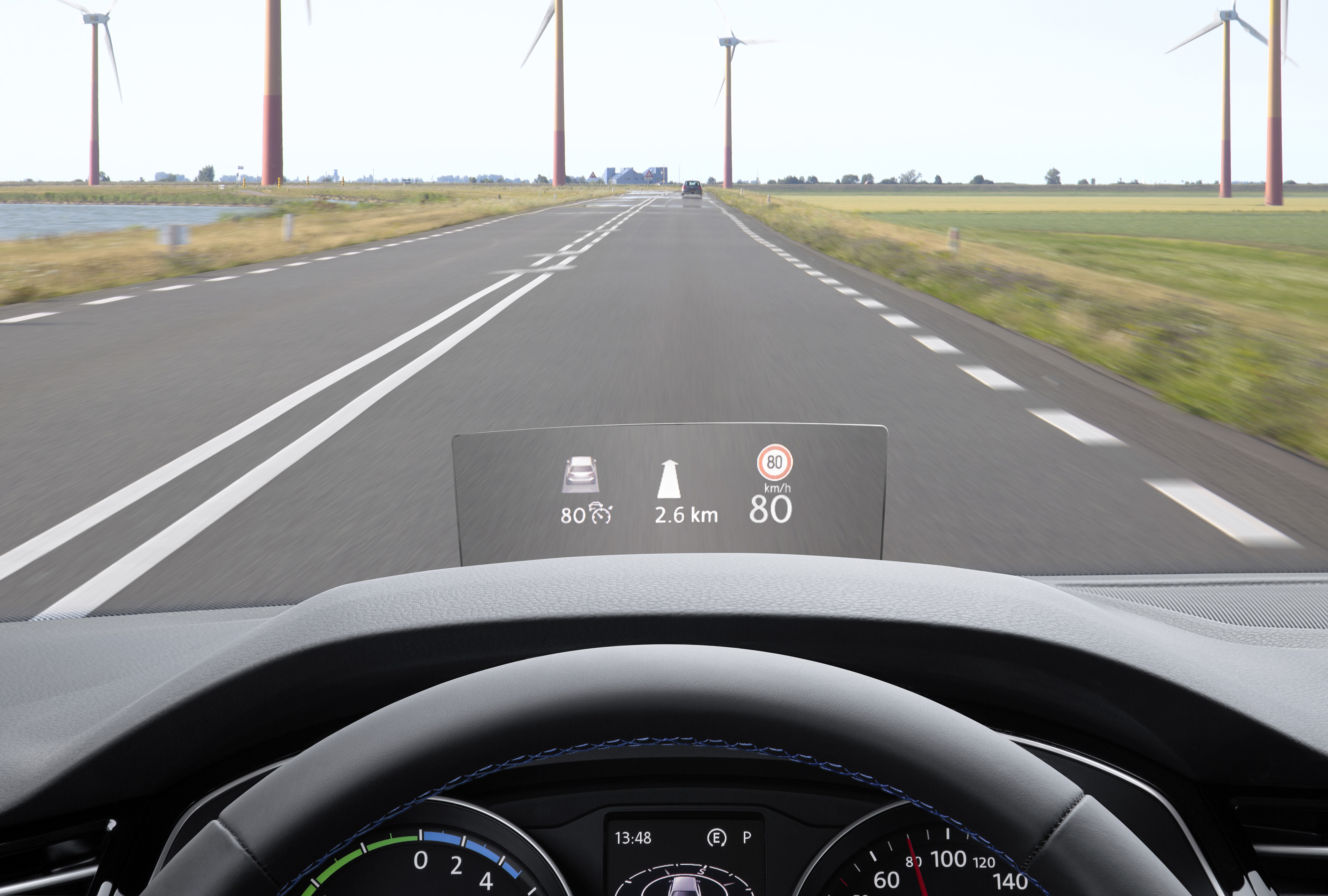 Nový Passat dostane inovativní průhledový displej