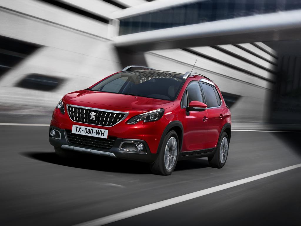 Nový Peugeot 2008 od 315 000 Kč v Česku