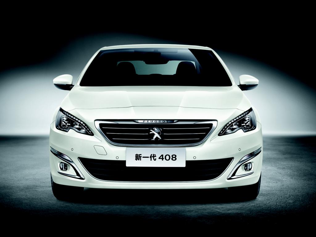 Nový Peugeot 408 na autosalonu v Pekingu