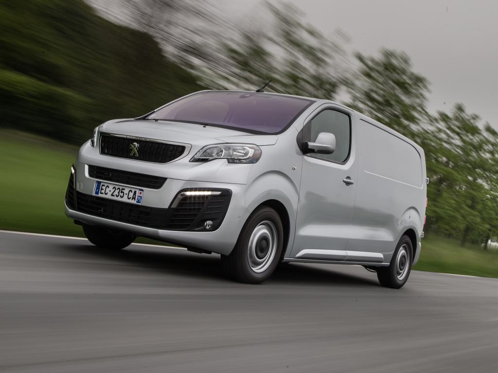 Nový Peugeot Expert nabízí mnoho verzí a spoustu vychytávek