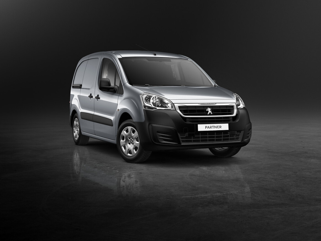 Nový Peugeot Partner je tady, ceny od 390 000 Kč
