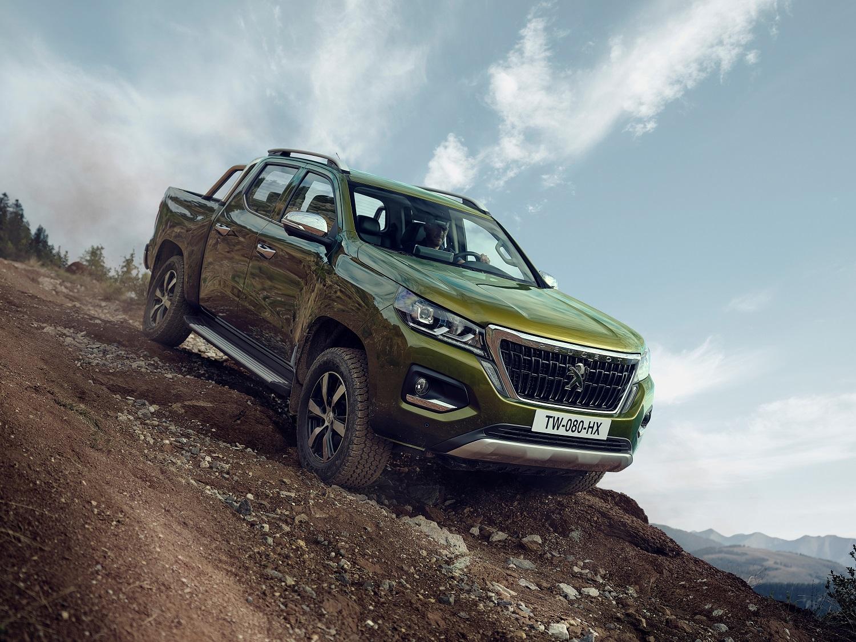 Nový pickup Peugeot Landtrek dobývá americké kontinenty