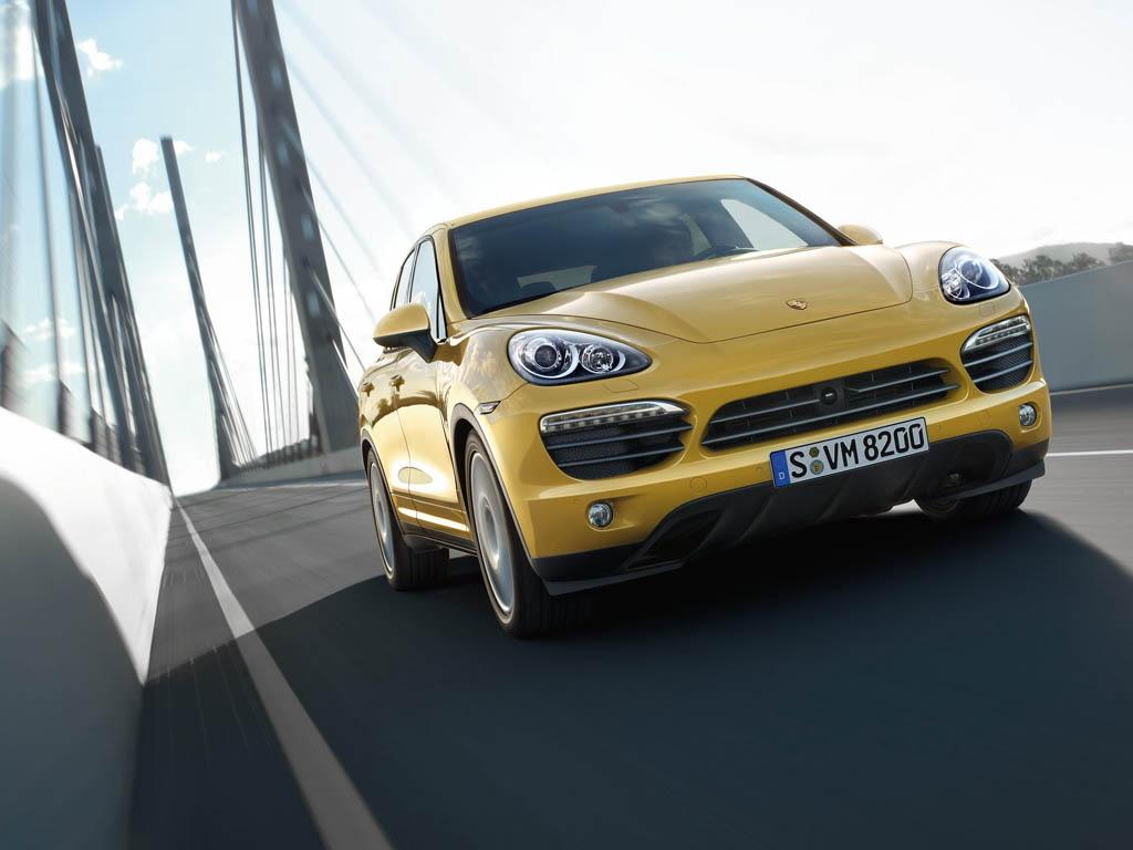 Nový Porsche Cayenne II: Nejen diesel, ale už i hybrid...