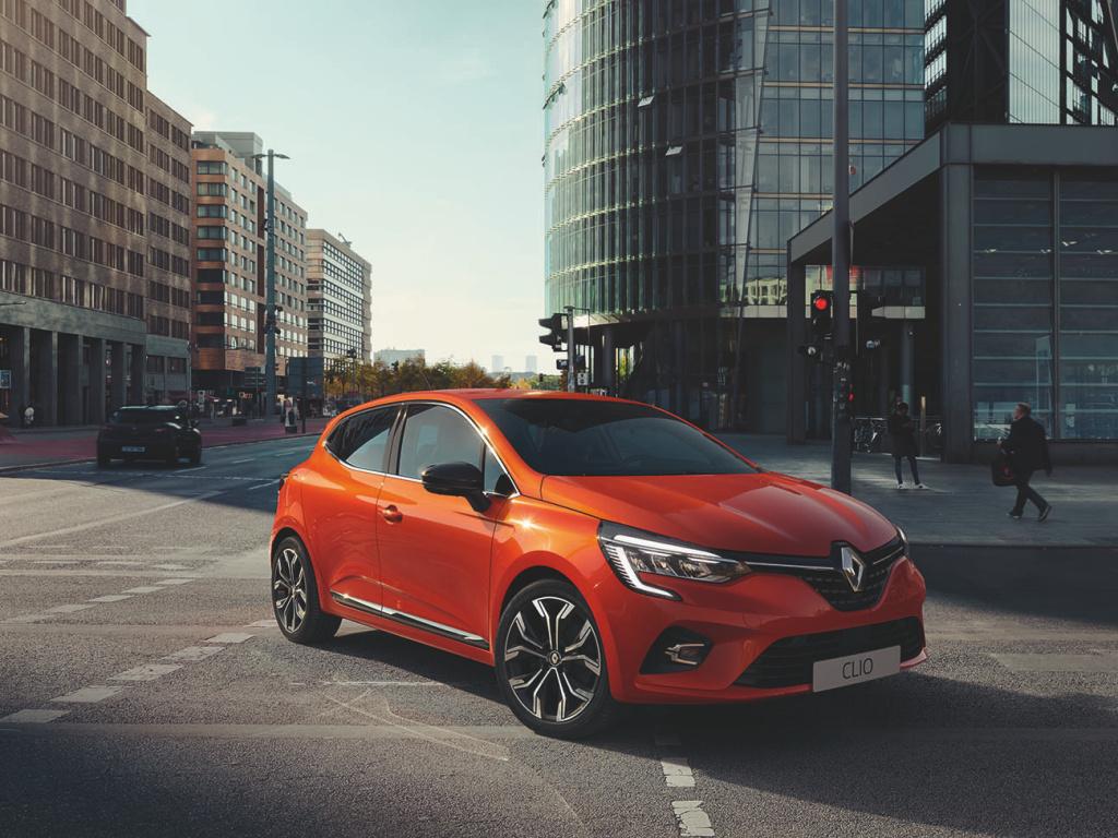 Nový Renault Clio je tady, mrkněte na fotky