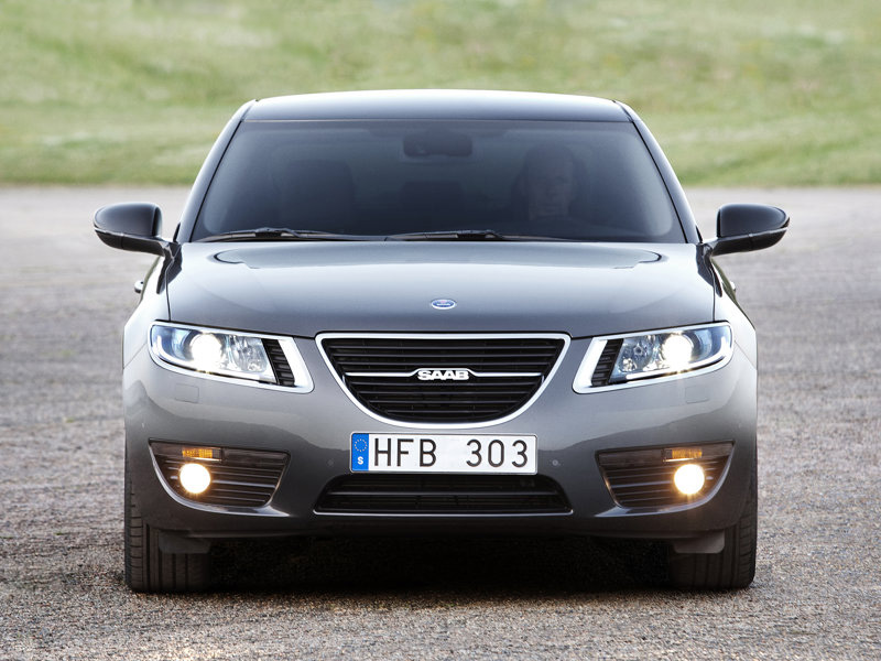 Nový Saab 9-5: Tak na ten si ještě počkáme...
