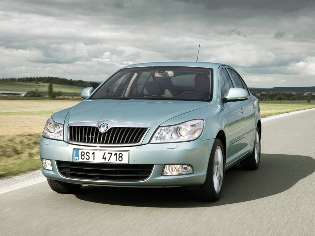 Octavia i s motorem 1,2 TSI (77 kW)