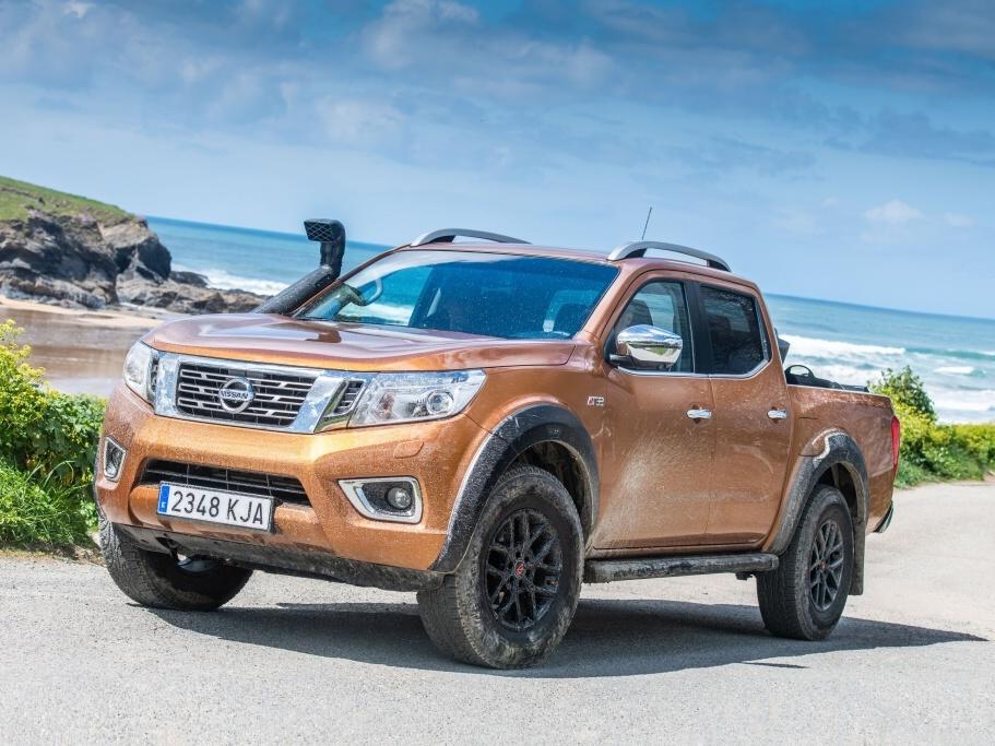 Nissan uvádí na trh odolnější Navaru OFF-ROADER AT32