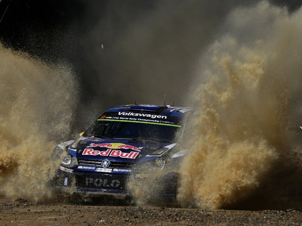 Ogier, Ingrassia a Volkswagen potřetí mistry světa v rallye
