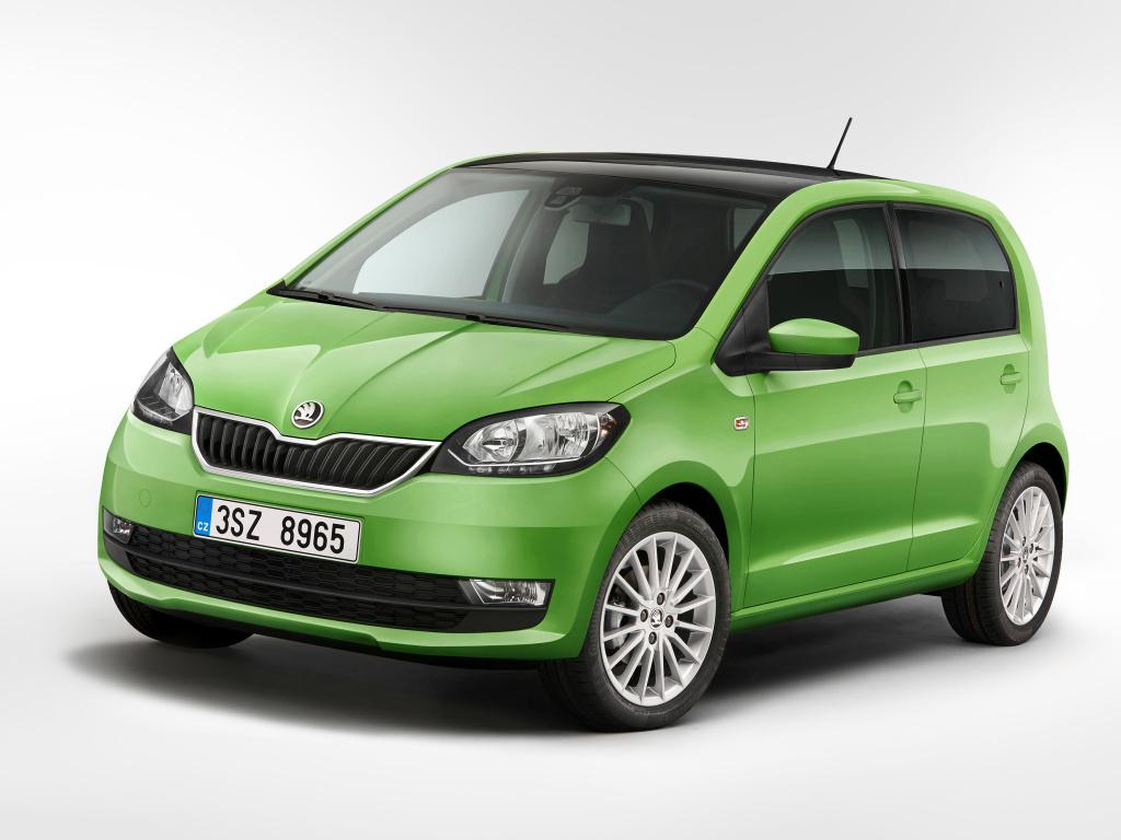 Omlazená Škoda Citigo stojí od 218 900 Kč