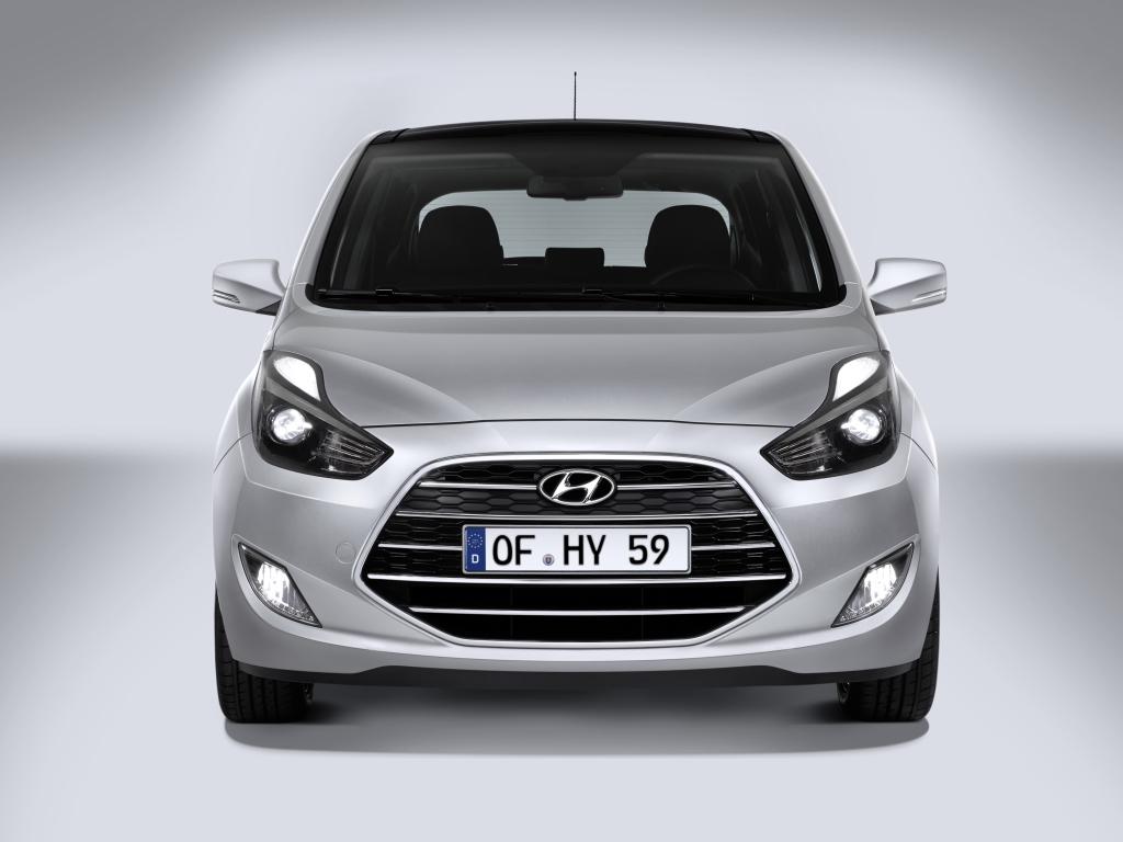 Hyundai ix20 dostalo šestistupňový automat a celou řadu vylepšení