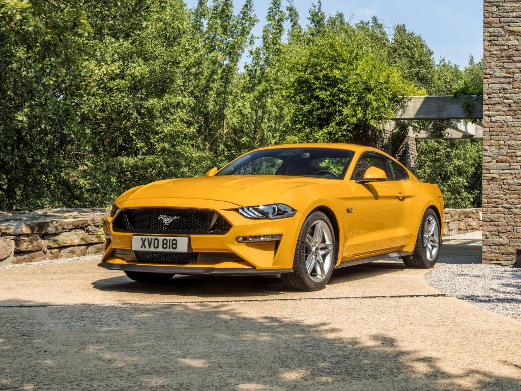 Ford Mustang má české ceny, osmiválec nestojí tolik