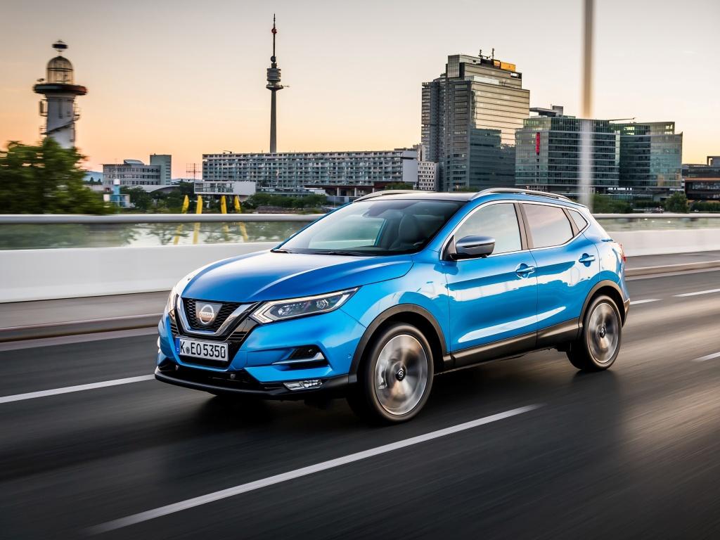 Omlazený Nissan Qashqai má české ceny, dostanete slevu