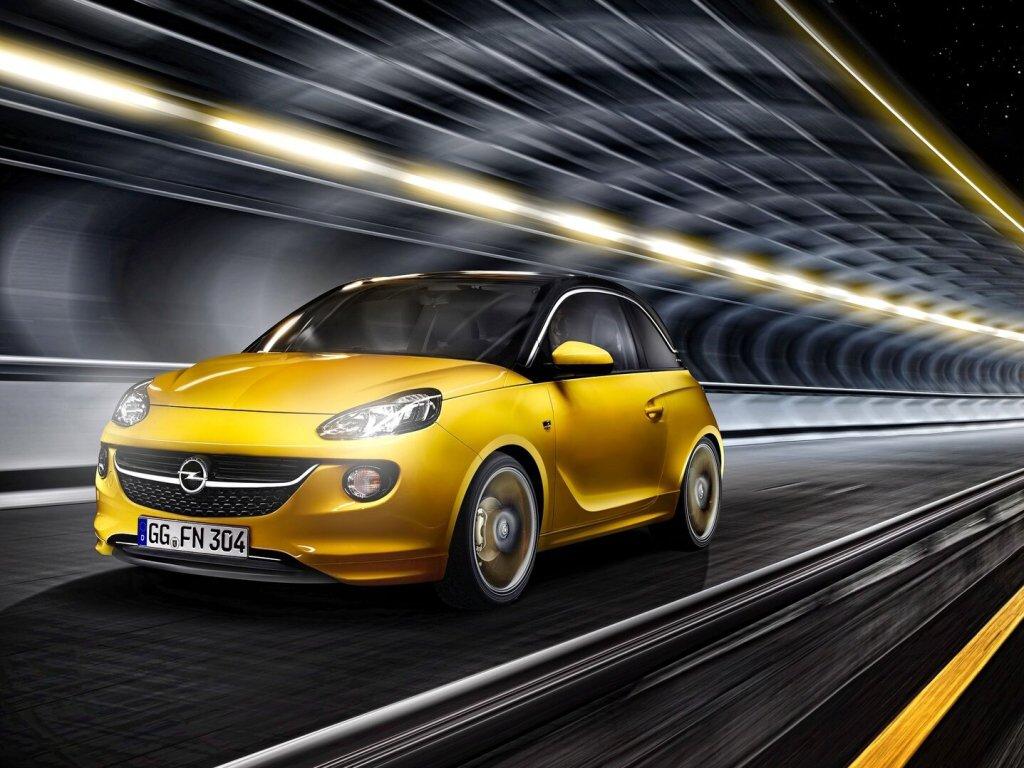 Opel Adam - nová malá stylovka