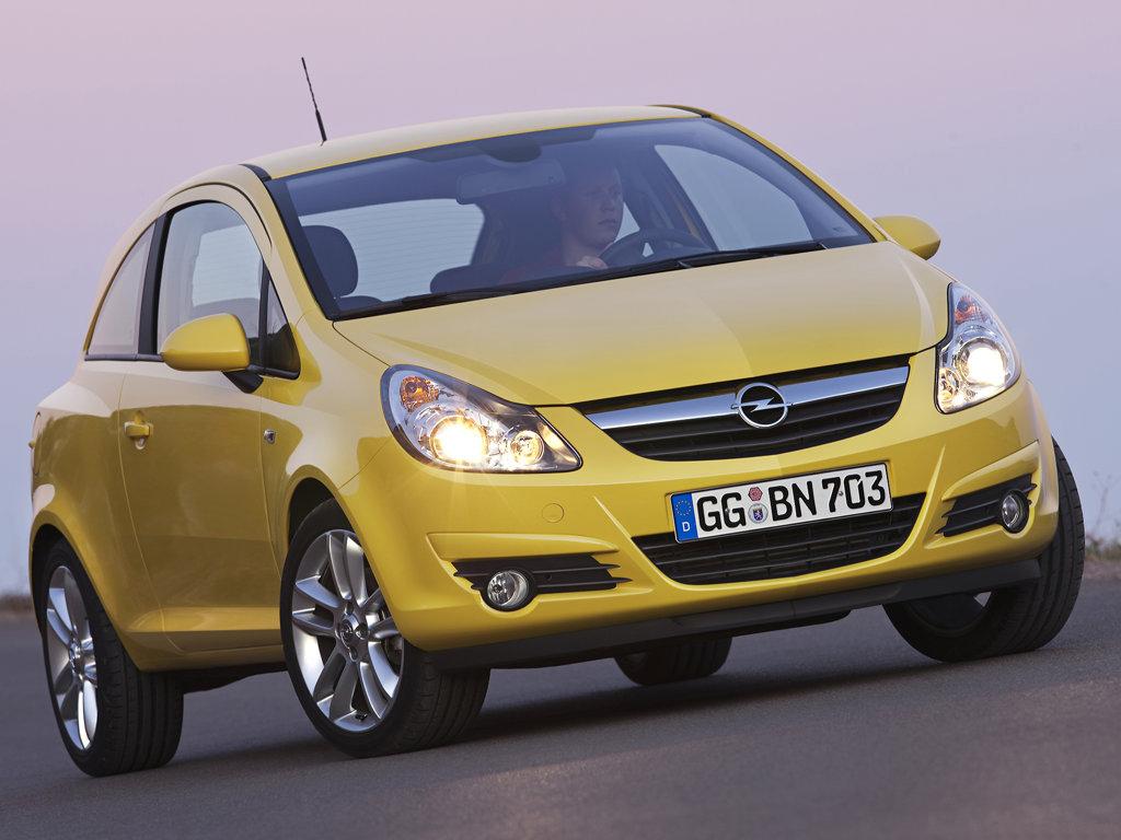 """Opel Corsa """"2010"""":  Více síly, vyšší komfort, nižší spotřeba..."""