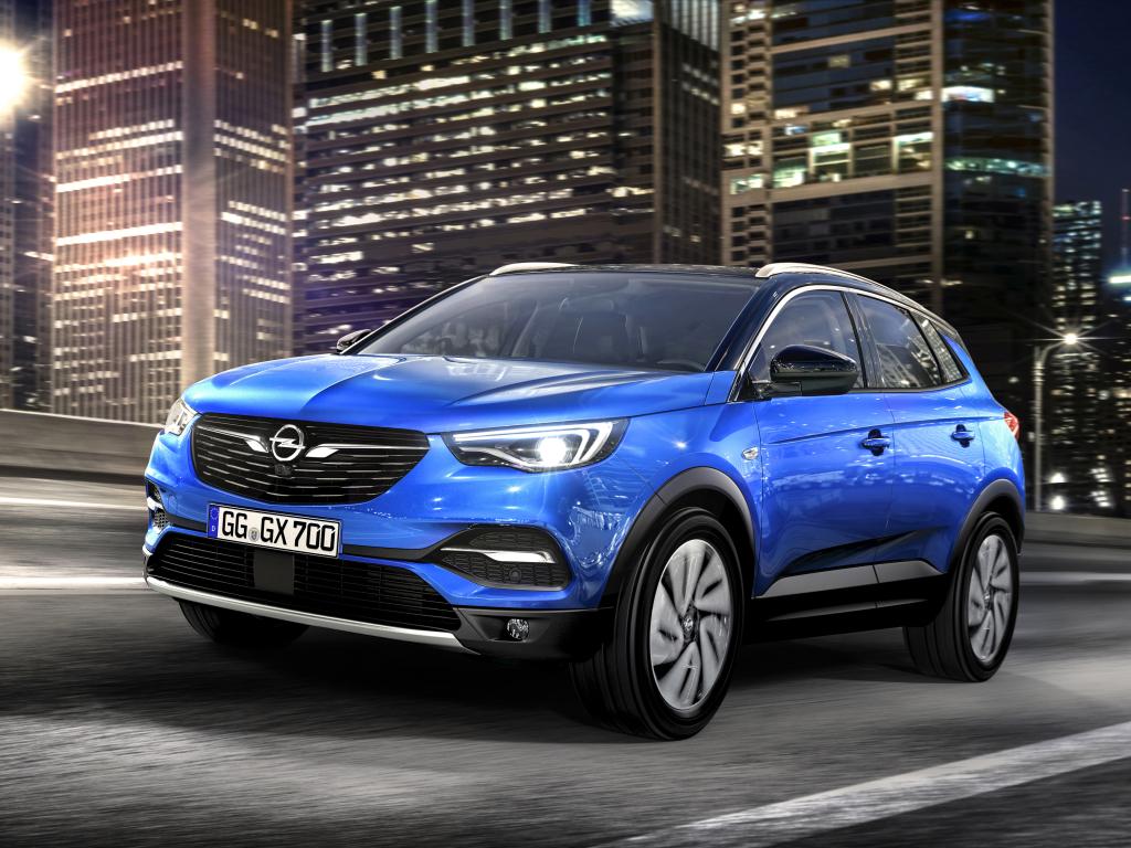 Opel Grandland X - převlečený Peugeot 3008 oficiálně