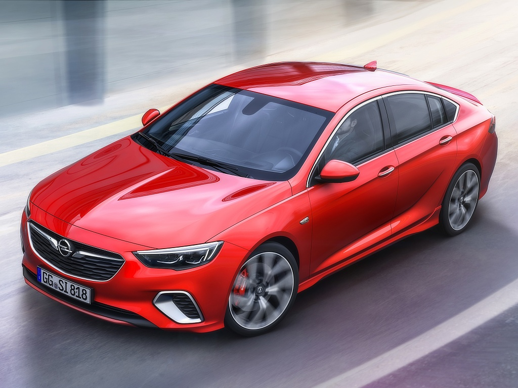 Výsledek obrázku pro Opel insignie
