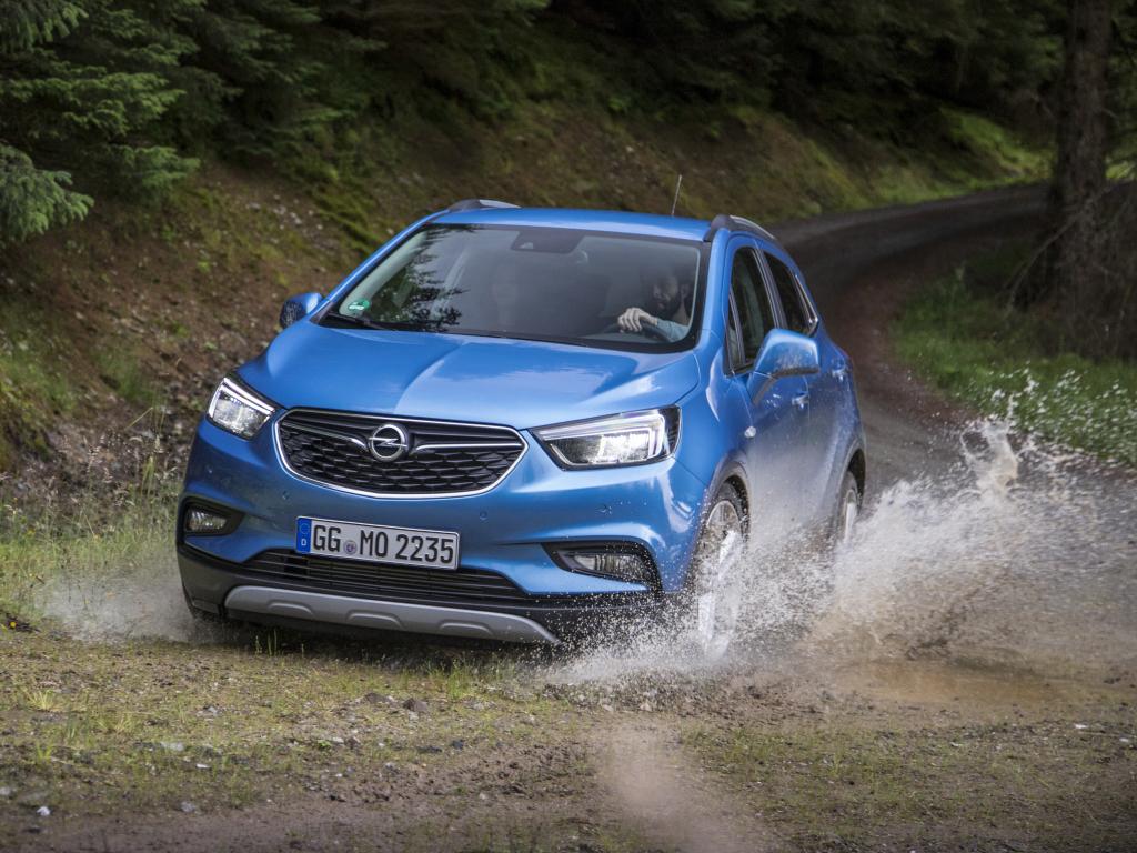 Opel Mokka X - nové informace a fotografie