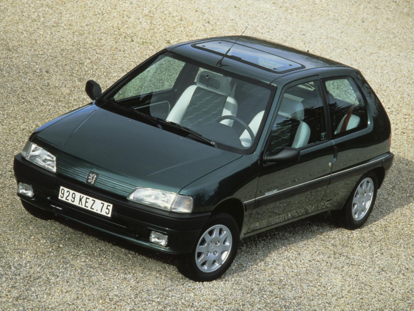 Peugeot 106 slaví třicetiny. Vyráběl se 11 roků