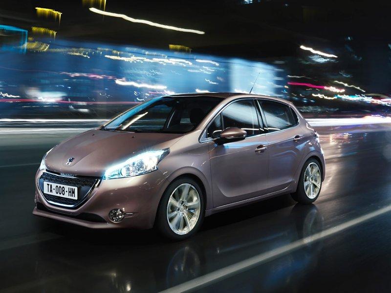 Peugeot 208 - nástupce 207 je tady!