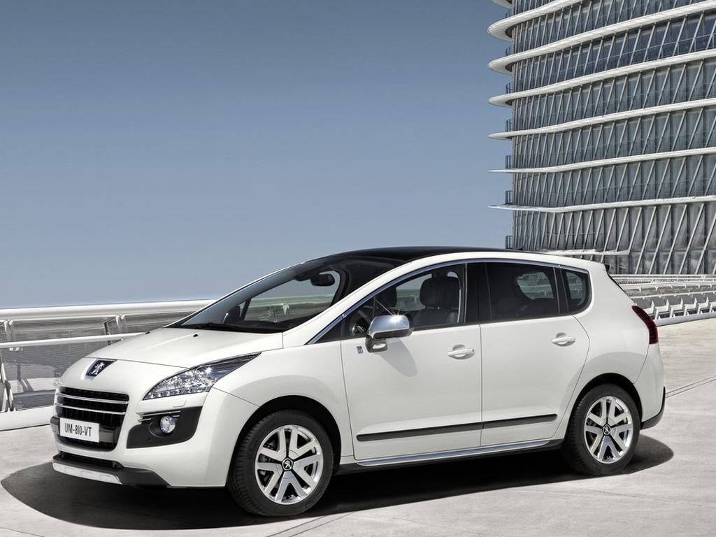 Peugeot 3008 Hybrid4: revoluční diesel-elektrický hybrid přijde na jaře