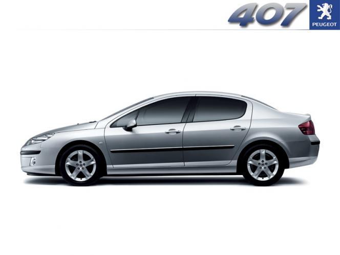 Peugeot 407 s bezkonkurenčními finančními podmínkami!