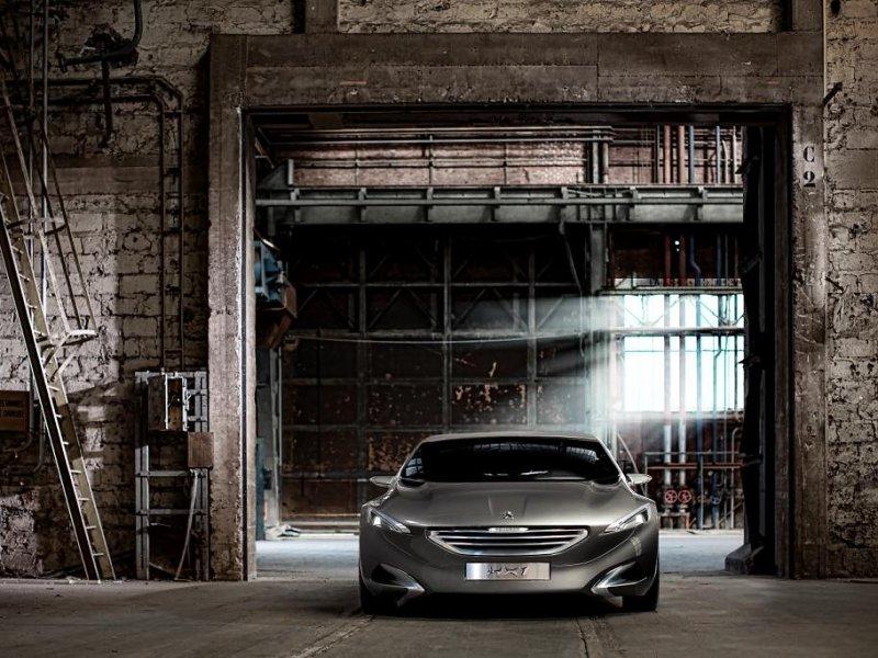 Peugeot představí budoucnost