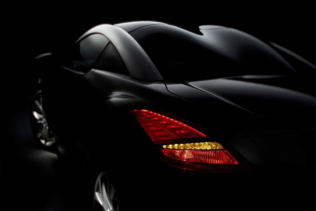 Peugeot RCZ - Esence silných emocí