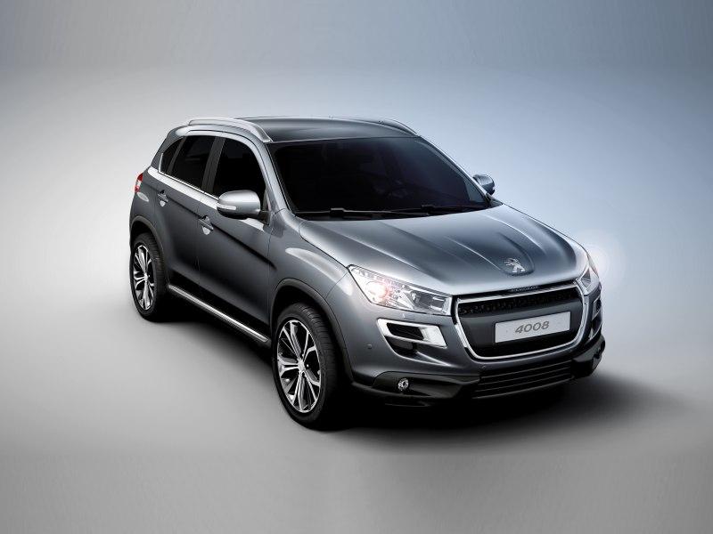 Peugeot vyjíždí odvážněji do terénu