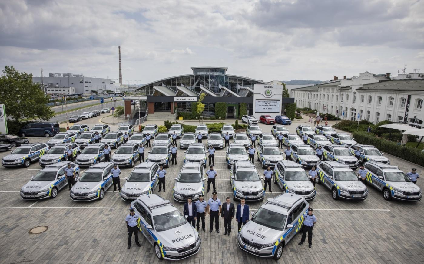 flotila police ČR