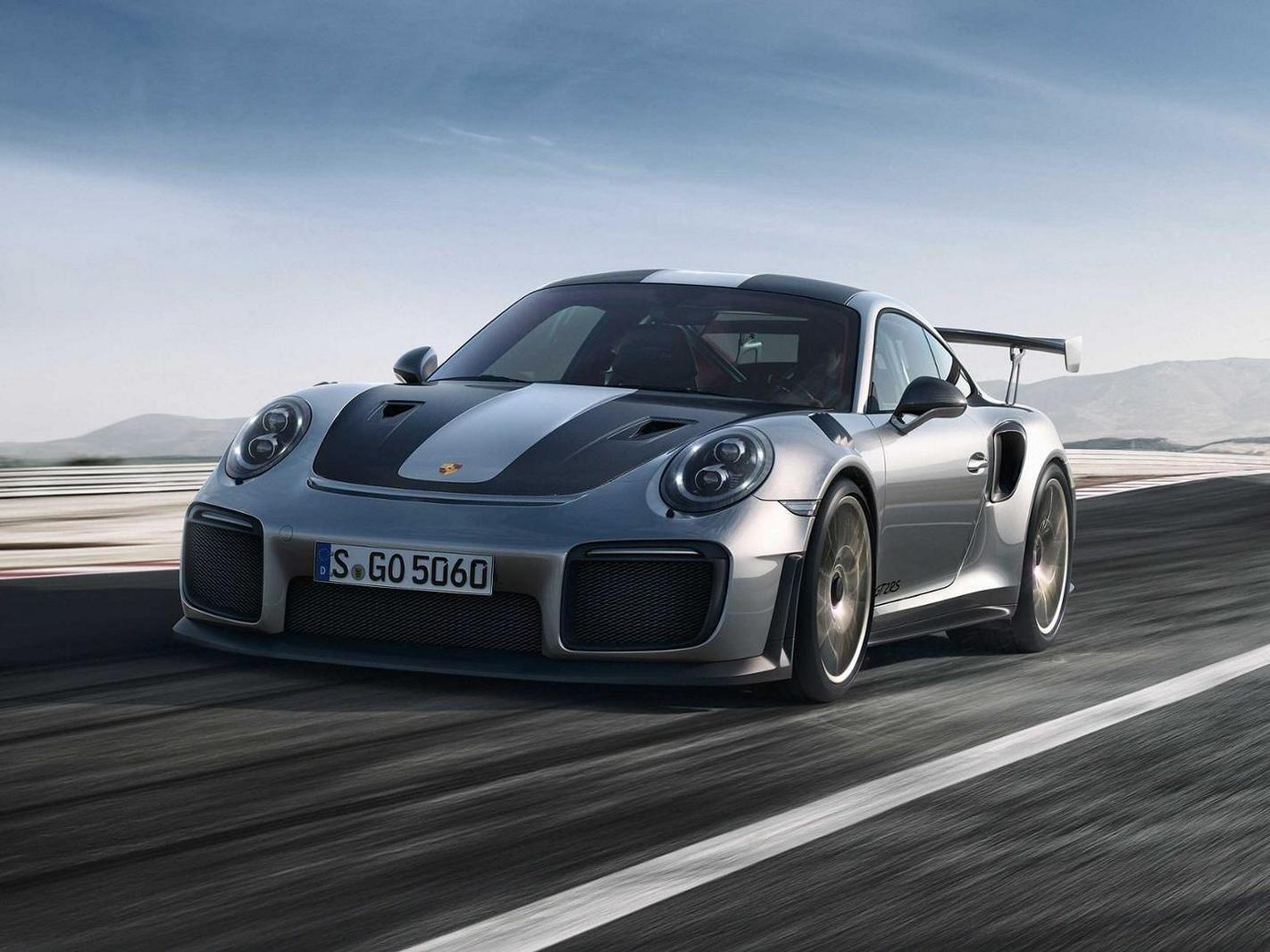 Porsche 911 GT2 RS. Známe technická data!