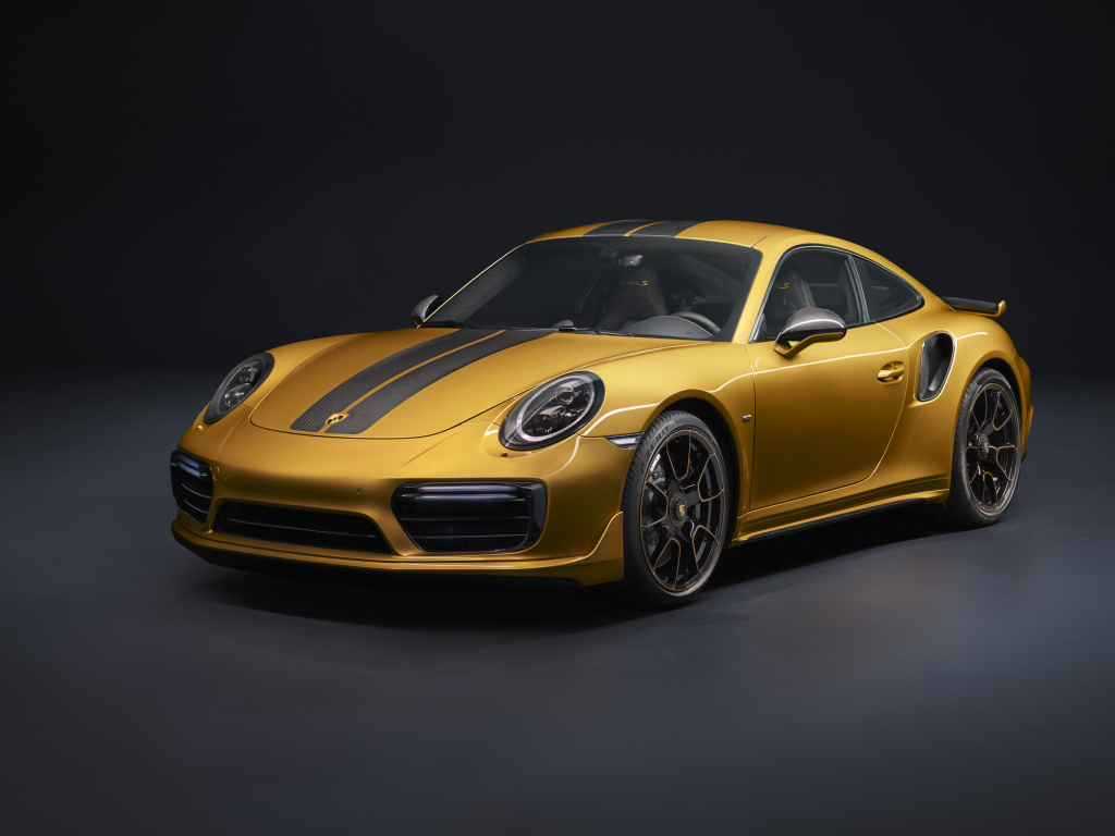 Porsche 911 Turbo S Exclusive Series - jen 500 ks, cena 7 mil. Kč