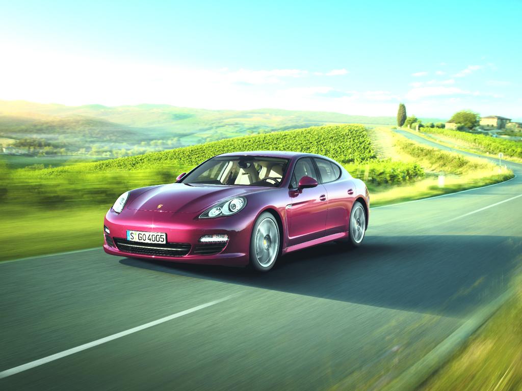 Porsche Panamera dostane nový základní motor