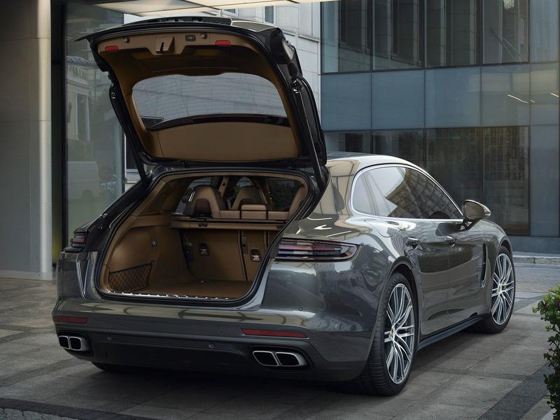 Porsche Panamera Sport Turismo – zbytečná, ale fantastická